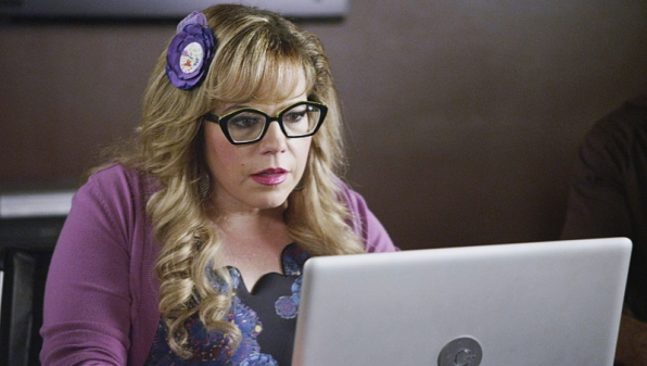 DMV trip didn't go well? Penelope Garcia could make your problems disappear.