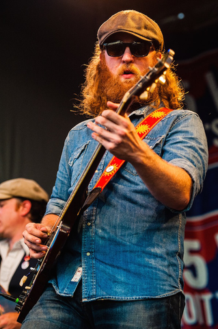 13. Music City, here comes one-half of Brothers Osborne.