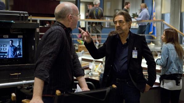 "Criminal Minds' ""The Sandman"" - Joe Mantegna"