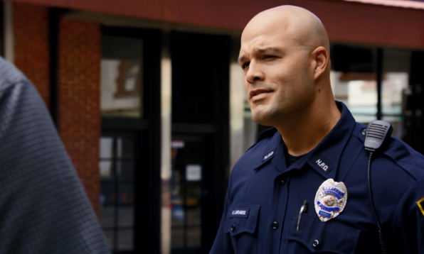 5. Did you know that Ryan Pagan is a real police officer?