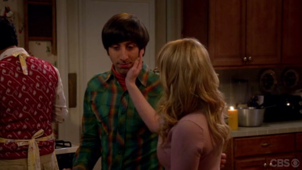 4. Bernadette Rostenkowski-Wolowitz <i>(The Big Bang Theory)</i>