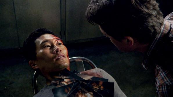 Taken Hostage in Season 4 Episode 11