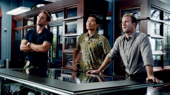 12. The Five-0 Crew - Hawaii Five-0