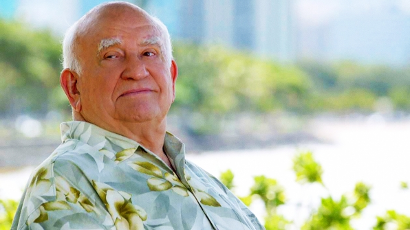 Ed Asner - Hawaii Five-0