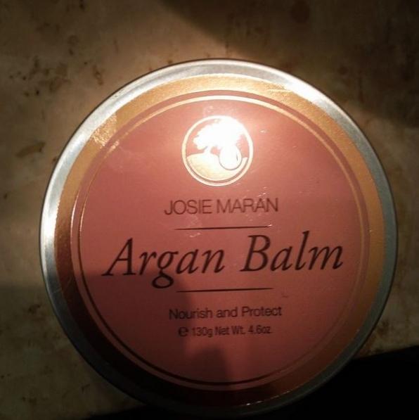 37. Argan Balm