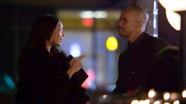 Asking a girl out? Derek Morgan knows a few things about it.