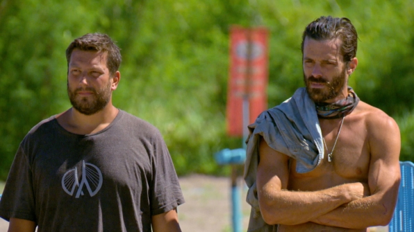 Immunity is back up for grabs, so Bret and Ken have their eyes on the prize.