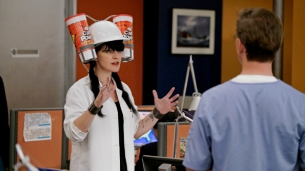 Abby Sciuto's Caf-Pow cup from NCIS