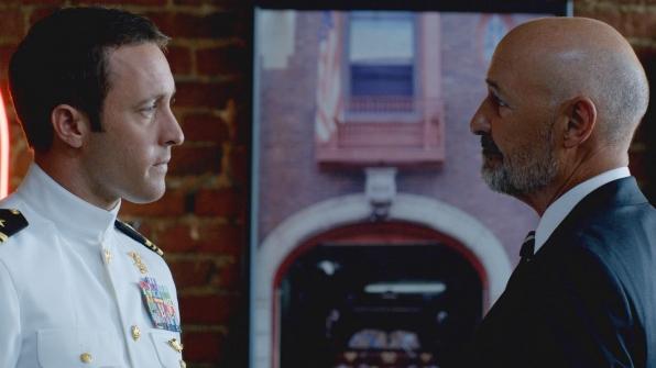 """Officers in Uniform on """"Kupu'eu"""" Season 4 Episode 5"""