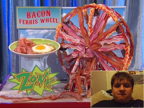 Bacon Ferris Wheel!
