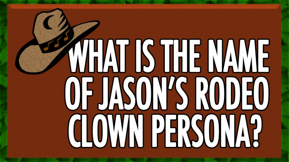 What is Jason's Rodeo name?