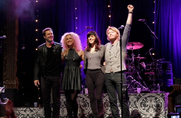 "Song Of The Year - ""Girl Crush,"" Little Big Town"