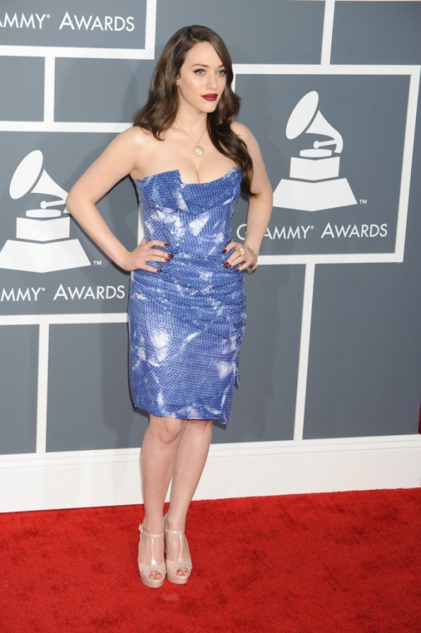 18. Kat can rock the Grammys