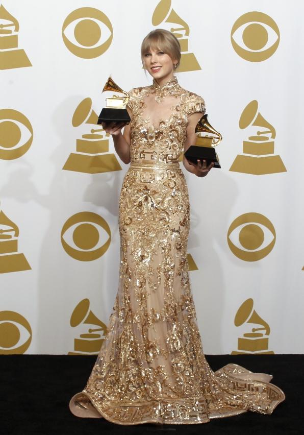 17. Golden Taylor Swift
