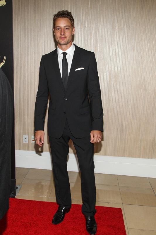 10. He wears a suit like a boss