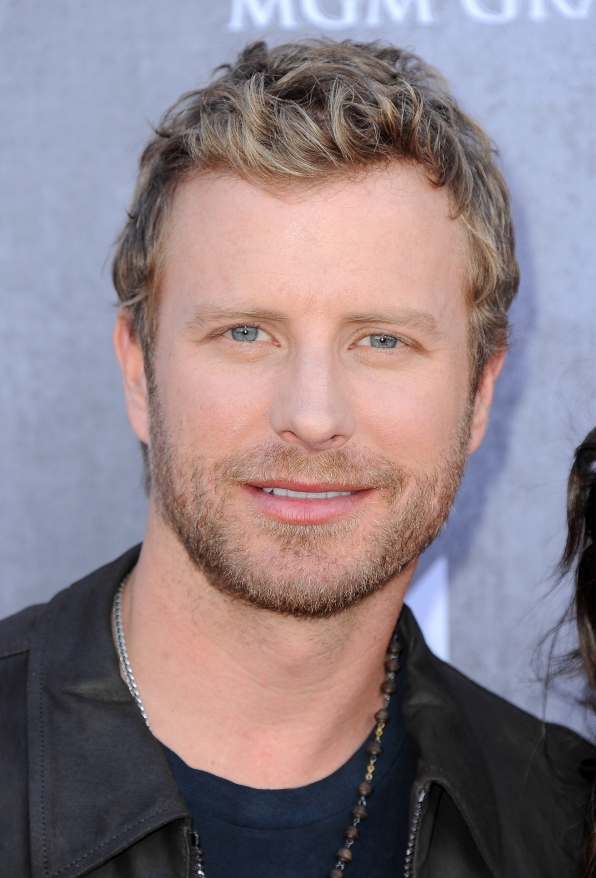 16. Dierks Bentley