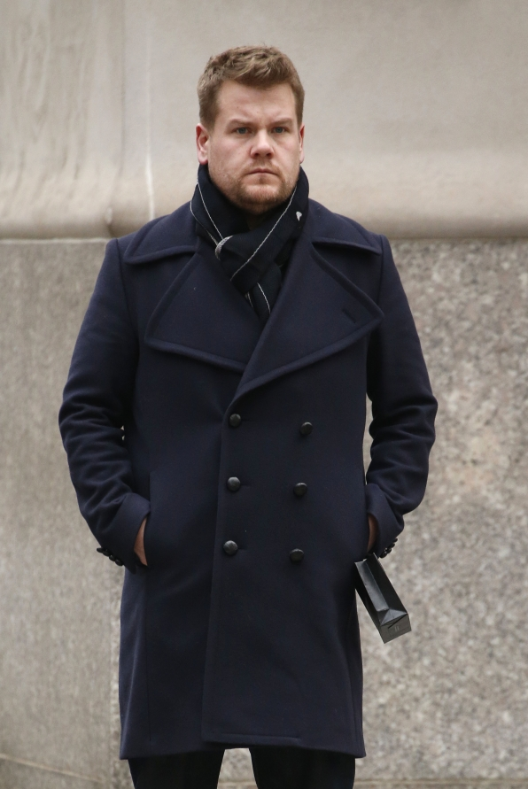 Hates wearing a scarf and peacoat