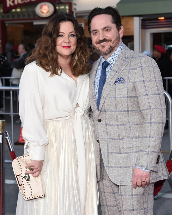 Melissa McCarthy & Ben Falcone
