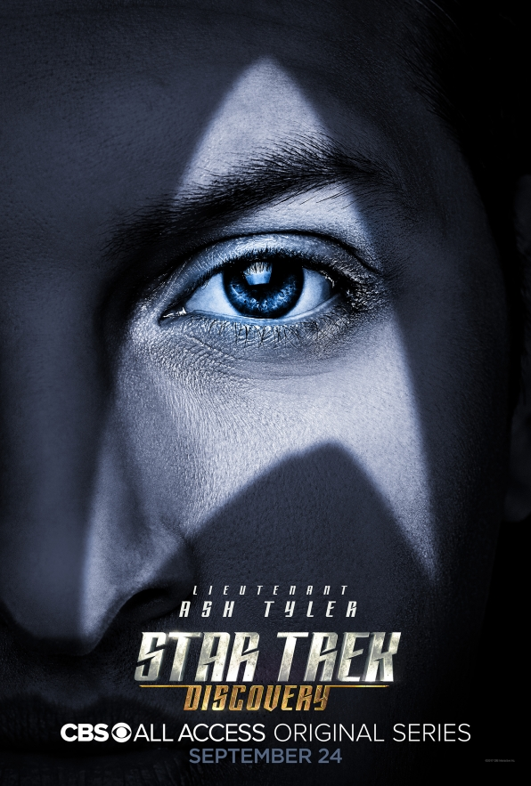 Lieutenant Ash Tyler