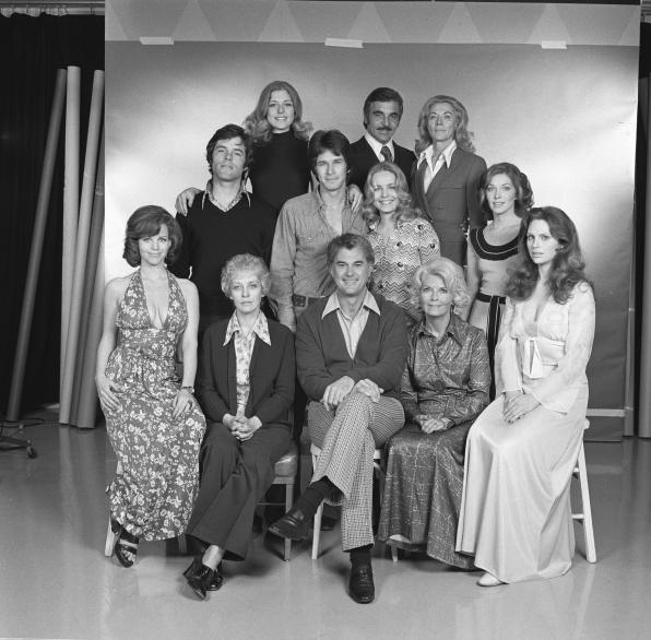 Cast Photo, 1974