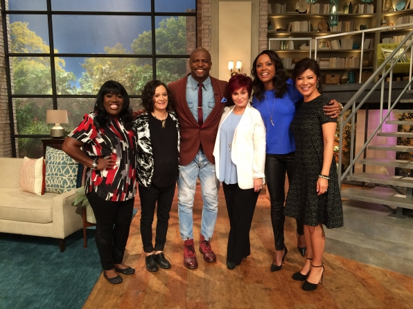 3. Terry Crews Turned Things Up!