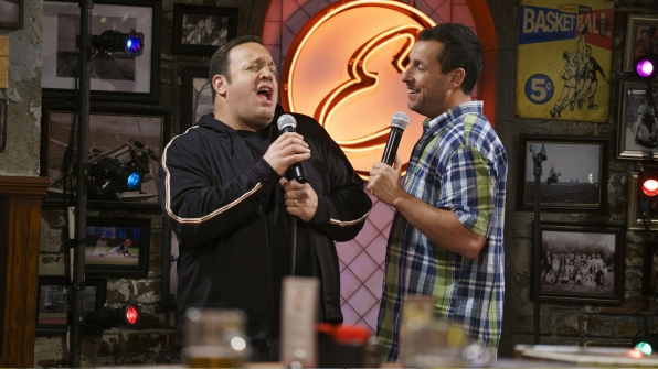 Adam Sandler - Kevin Can Wait