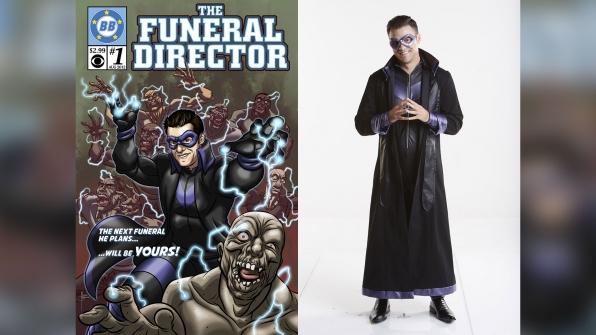 Dan Gheesling aka The Funeral Director
