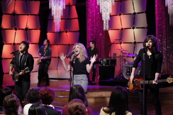 The Band Perry On THE TALK.