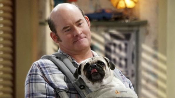 David Koechner from Superior Donuts