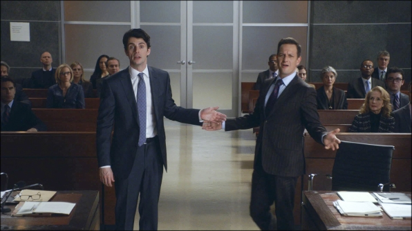 """Will faces off in court in """"Dramatics, Your Honor"""" S5 E15"""
