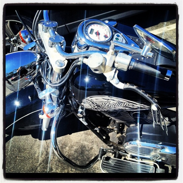 George Gray's Bike