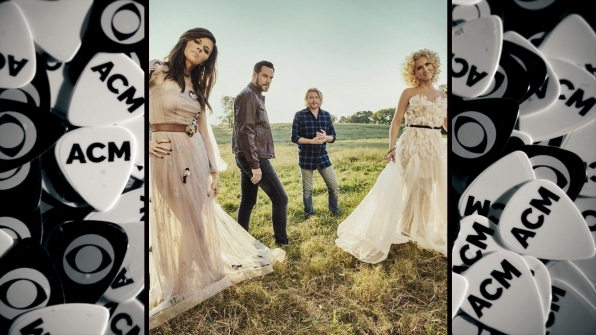 """""""Happy People"""" by Little Big Town"""