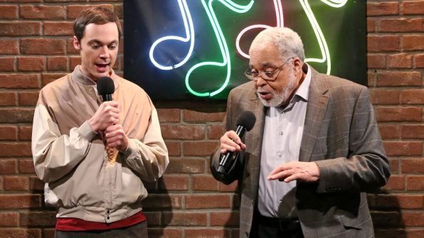 James Earl Jones - The Big Bang Theory