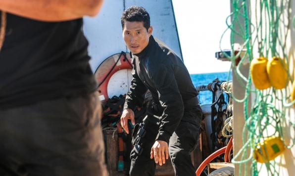 Daniel Dae Kim as Chin Ho Kelly