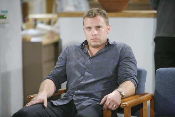 Billy Miller - Outstanding Lead Actor in a Drama Series Nominee