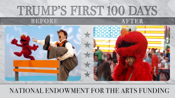 National Endowment For The Arts Funding