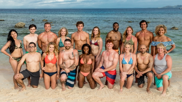 Meet the new castaways of Survivor: Heroes vs. Healers vs. Hustlers