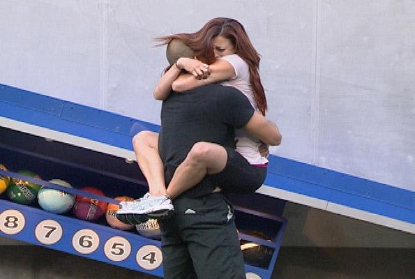 Brendon and Rachel Reunited
