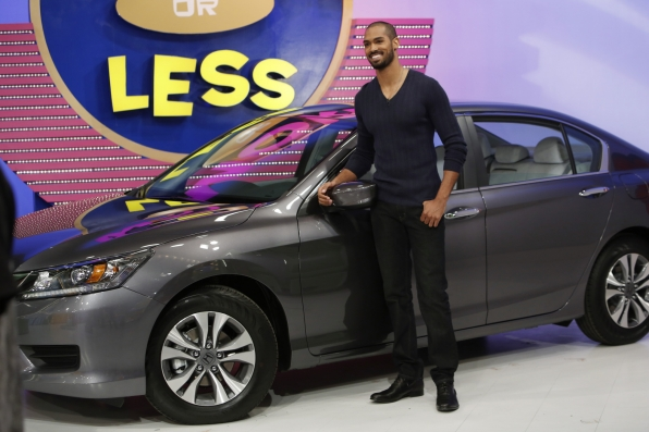 Lamon Archey and Honda