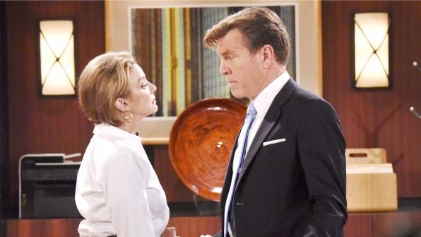 Jack offers Gloria an intriguing assignment.
