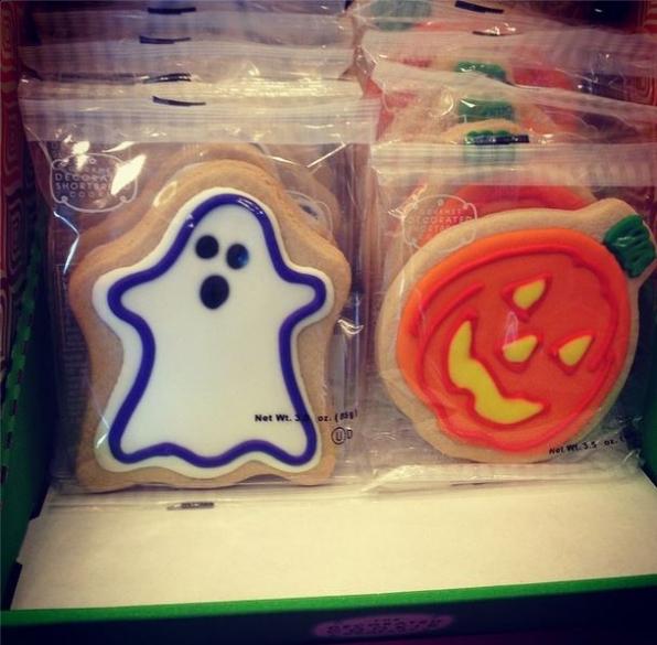 100. Halloween Cookies