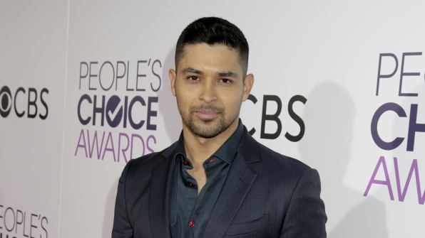 NCIS' Wilmer Valderrama donned a snazzy suit on the red carpet.