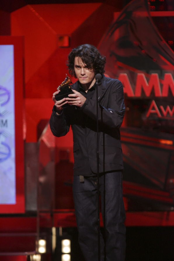2007: Another Big Win for John Mayer