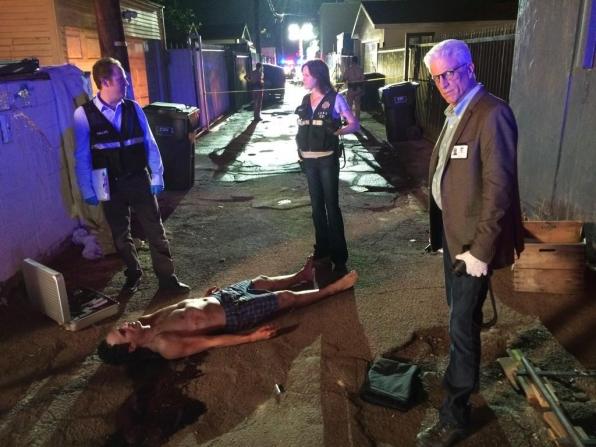 CSI Season 15 Behind The Scenes