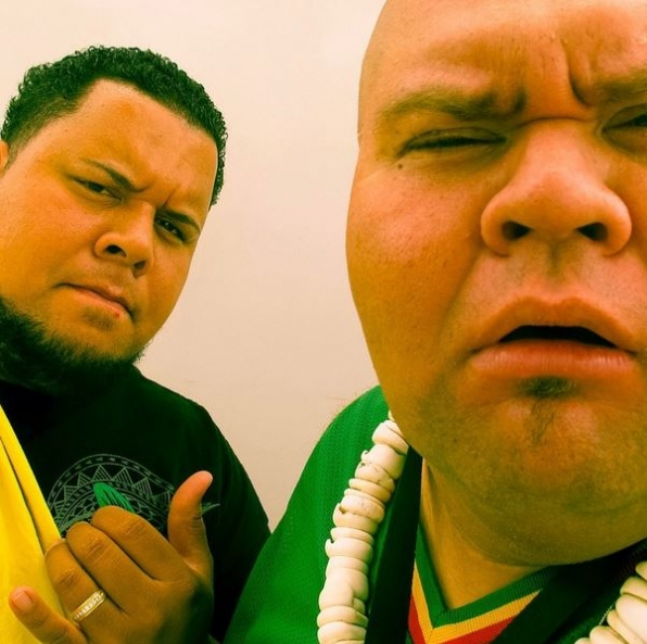 Hawaii Five-0 Instagram: Shawn aka flippa and his stand #selfie #h50 #CBSInstagramTakeover