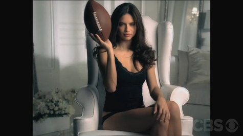 6. Adriana—Victoria's Secret 2008