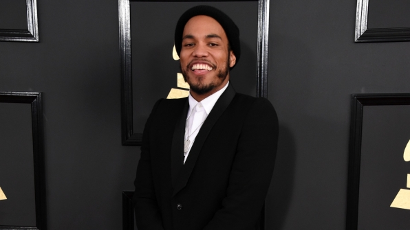 GRAMMYs 2017: Anderson .Paak