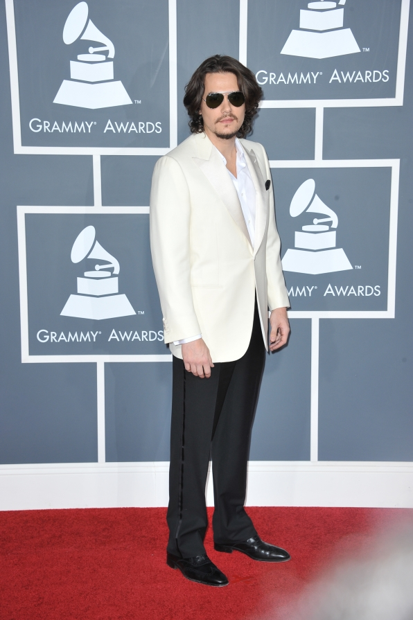 2011: Is That Johnny Depp? Nope, It's John Mayer!