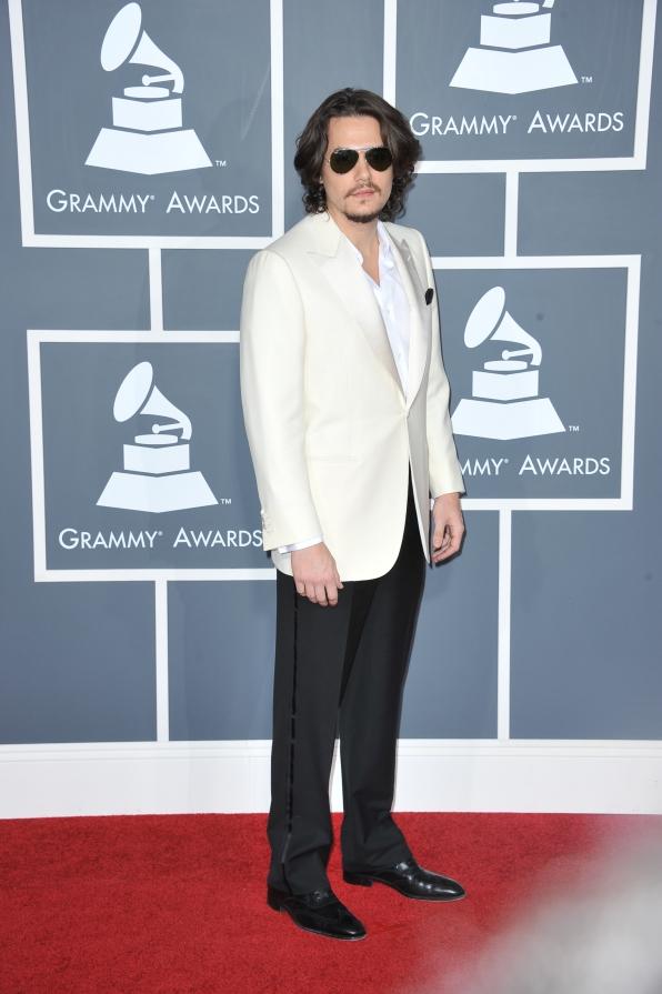 2011: Is That Johnny Depp? Nope, It's John Mayer!