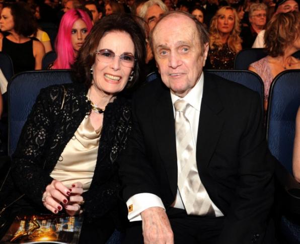Ginny Newhart and Bob Newhart